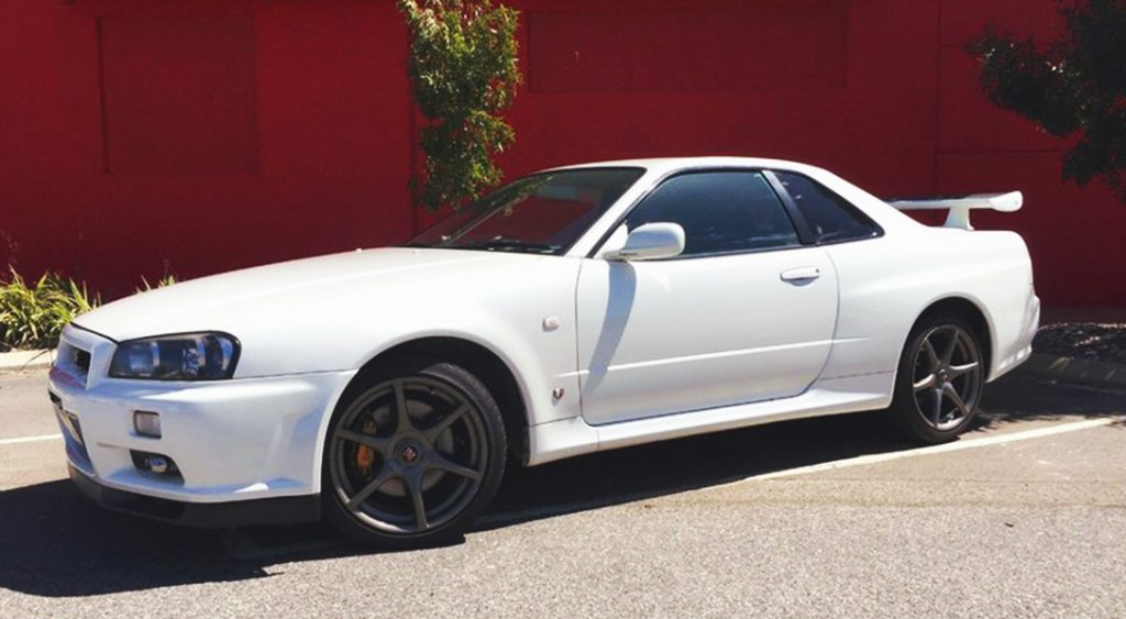 gtr for sale pic